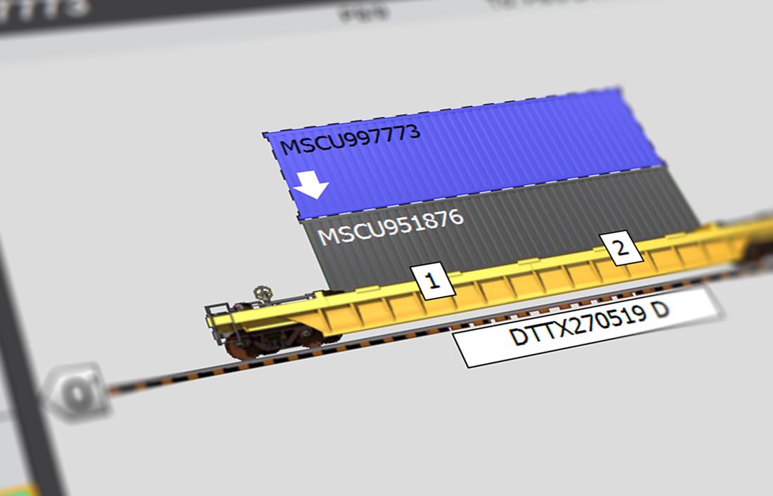 Intermodal Pro Terminal Operating System